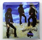 Motorhead - 'Ace of Spades Group' Square Badge
